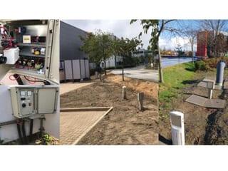 ICorr Buried Training and Testing Facility at IMechE Argyll Ruane, Sheffield.