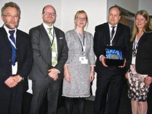 The Paul McIntyre Award
