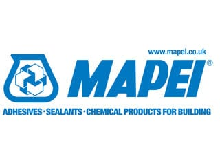 New Sustaining Member – Mapei UK Ltd