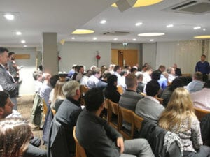 Aberdeen Joint Event with Mining Institute of Scotland (MIS) and IOM3  Oil and Gas Division