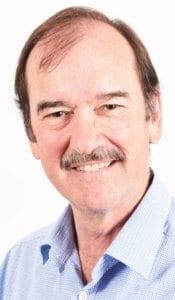 Paul McIntyre Award; 2019 Recipient – Dr. Steve Paterson