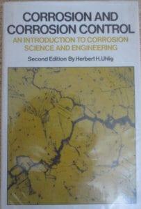 Text books on Corrosion/Corrosion Prevention