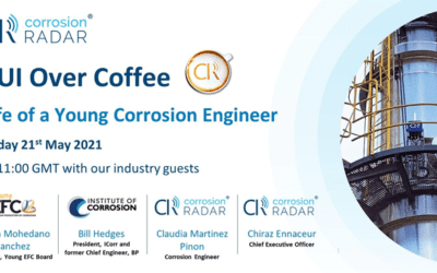 Life of a Young Corrosion Engineer – Event 21st May